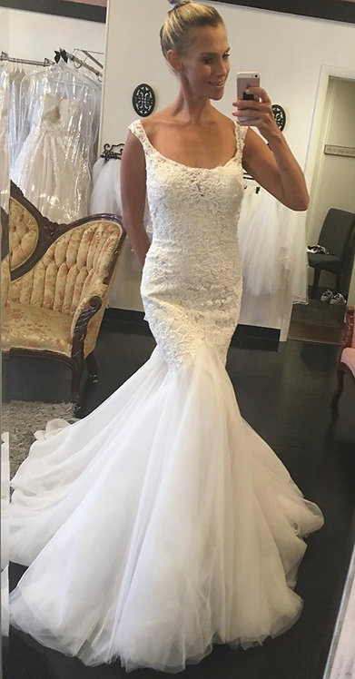 here it is! Madison James  size 12 all lace