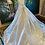 Thumbnail: once in a blue moon wedding dress sz 2 NEW /TAGS