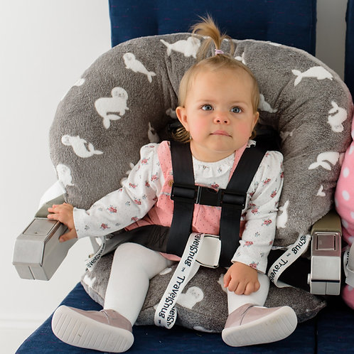 TravelSnug - Size ONE (H) - With Harness Slots