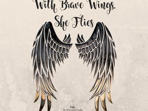 Brave wings...