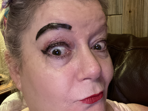 The eyebrow heard 'round the world!