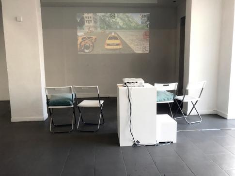The Taxi Dialogues - Solo Exhibition