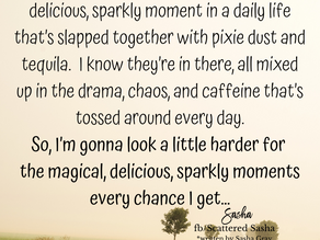 Every Single Sparkly Moment...