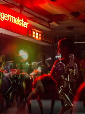 Jägermeister's Night Embassy