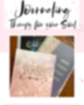 Cover - Journaling - Therapy for the Sou