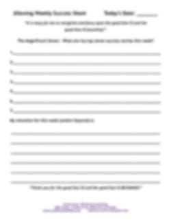 Allowing Weekly Success Sheet.jpg