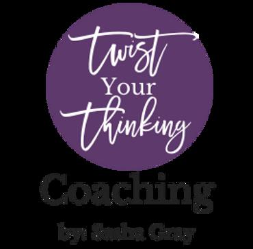 Twist Your Thinking transparent logo + c
