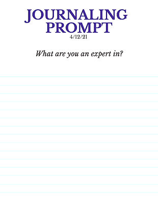 4-12-21 What are you an expert in?.jpeg