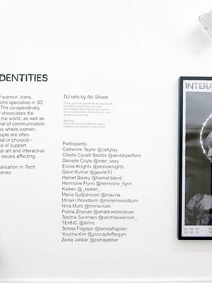 Interactive Identities