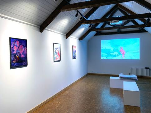 Millistig - Solo Exhibition