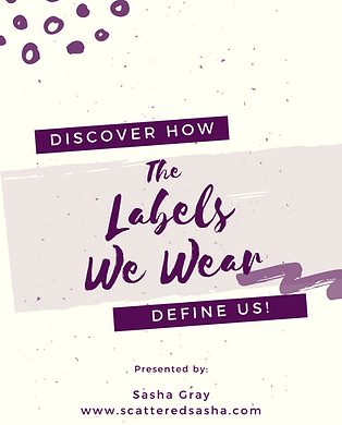How the Labels we Wear Define us - COVER