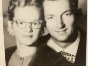 Mama and Daddy's 64th Anniversary