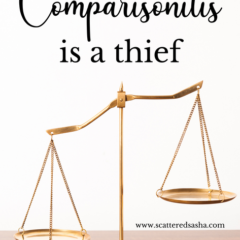 Comparisionitis is a thief.png