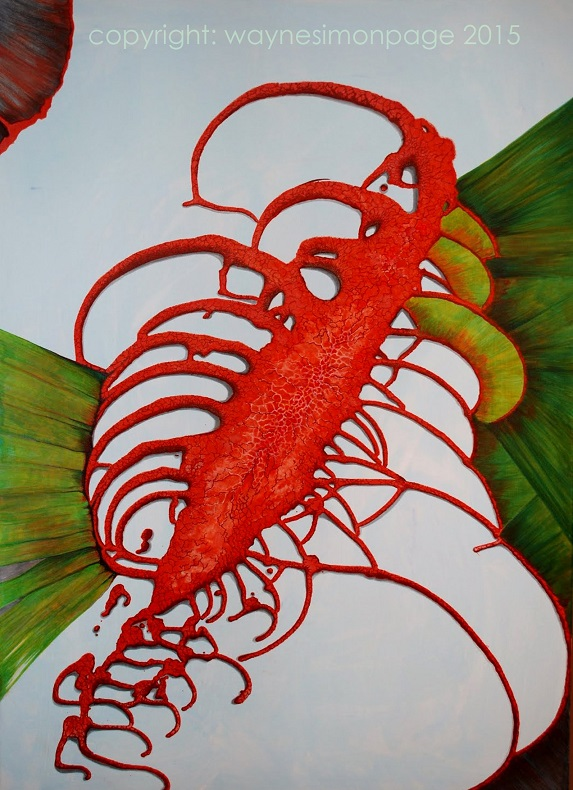 Tai Shrimp. £3500