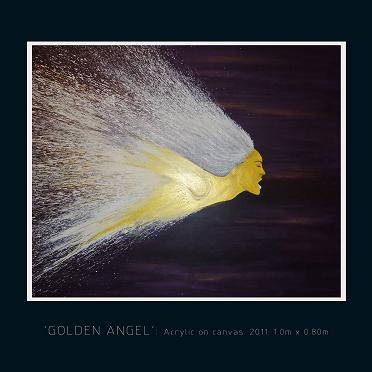 'Golden Angel' £1500