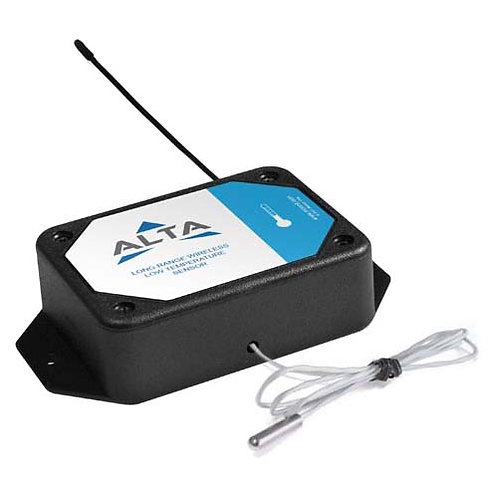 ALTA Wireless Low Temperature Sensor - AA Battery Powered