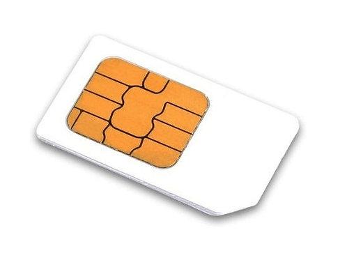 4G Cellular International SIM Card