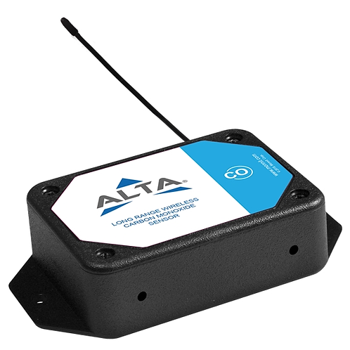 ALTA Wireless Carbon Monoxide (CO) Gas Sensor - AA Battery Powered
