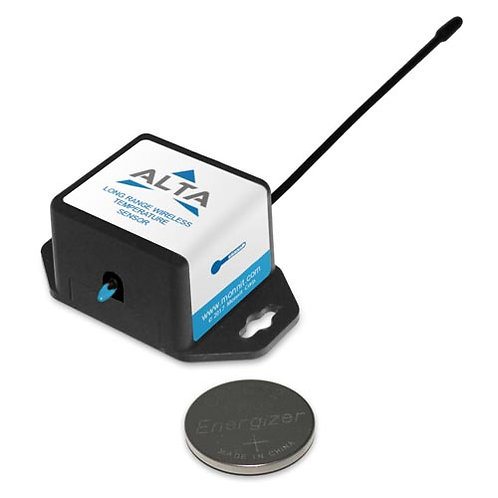 ALTA Wireless Temperature Sensor - Coin Cell Powered