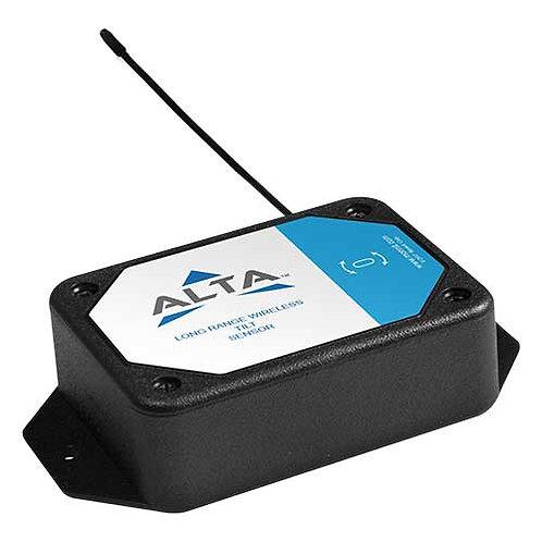 ALTA Wireless Accelerometer - Tilt Sensor - AA Battery Powered