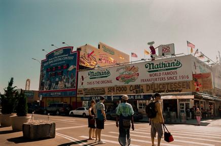 Coney Island, Brooklyn.