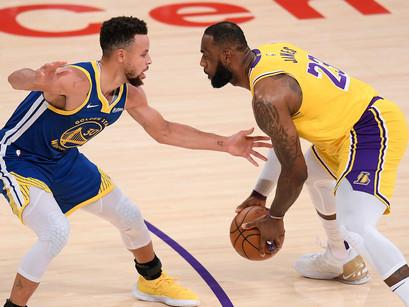 Le 3 chiavi di Lakers-Warriors