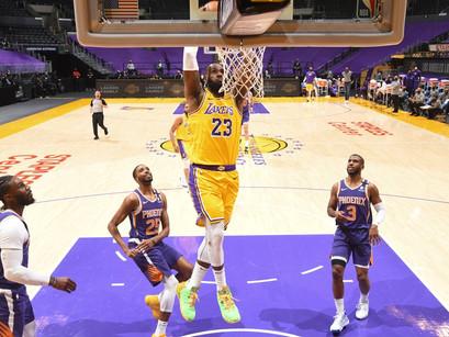 Perchè i Lakers sono (ancora) i favoriti contro i Suns