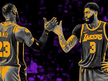 LeBron e AD sono tornati, i Lakers non ancora