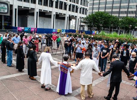 A Vigil of Lamentation, June 16th, 2019