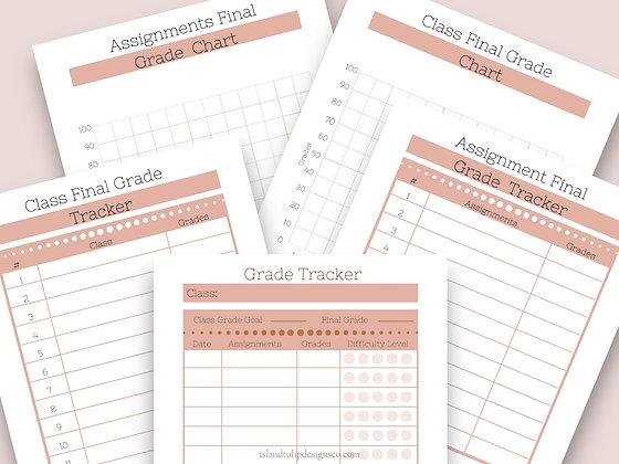 School Grades Tracker Zola