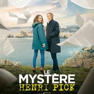 Movie : Le Mystère Henri Pick Role : Recording Engineer Production : Mandarin Cinéma/Gaumont Production/France 2 Cinéma Year : 2019