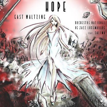Artist : Gast Waltzing & Orchestre National de Jazz du Luxembourg Feat Salima  Album : Hope Role : Recording Engineer Label :  WPR Jazz Year : 2019