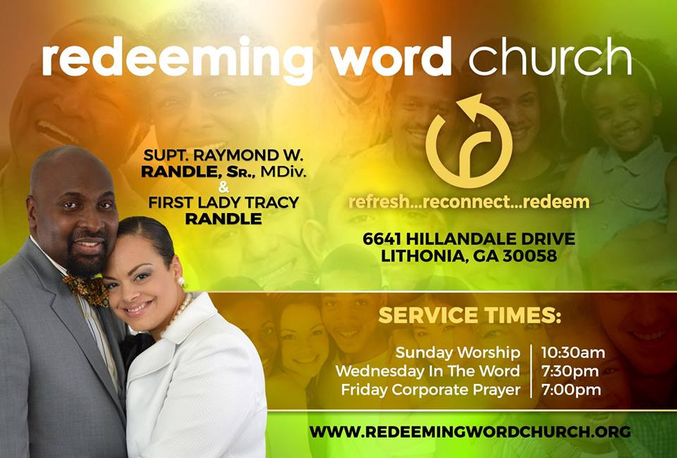 COGIC | Redeeming Word Church of God In Christ | United States