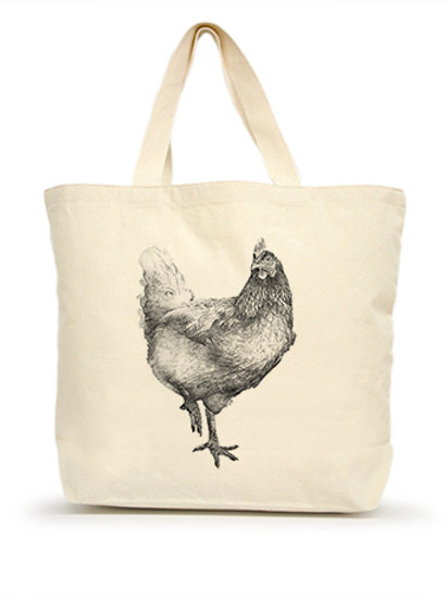 Eric & Christopher Totes - Hen