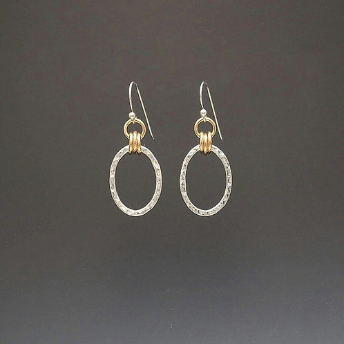 """Laurie Schutt Jewelry """"Bettsie"""" Earrings"""