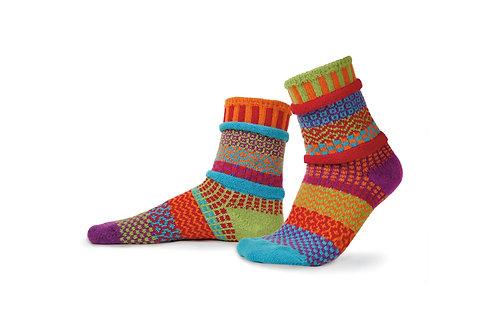 Solmate Socks Cosmos Crew Sock