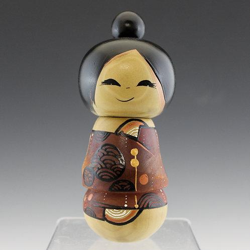 Hodsdon Kokeshi Doll - #97