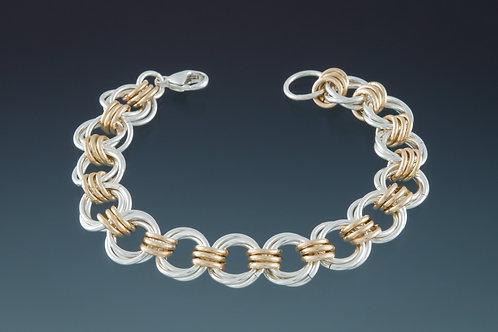 """Laurie Schutt Jewelry """"Love Knot"""" Bracelet"""