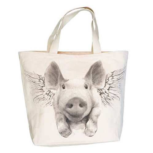 Eric & Christopher Totes - Flying Pig
