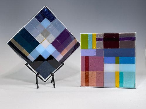 Fused Glass Suncatchers - Sunday 11/7 3-5PM