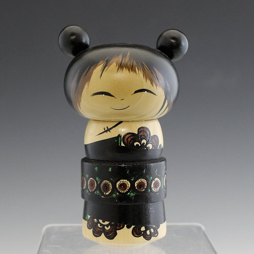 Hodsdon Kokeshi Doll - #95