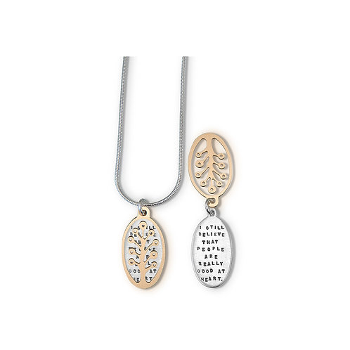 Kathy Bransfield Inspirational Pendant