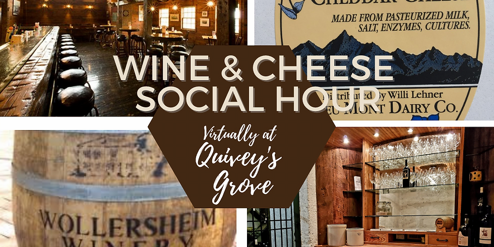 Wine and Cheese Social Hour