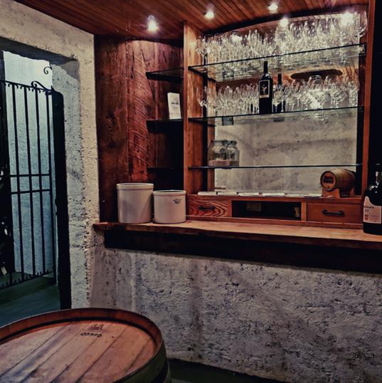 Private Wine Cellar