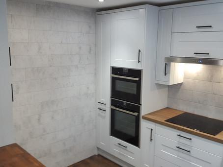 New kitchen transformation in Woking