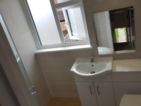 New bathroom in Knaphill