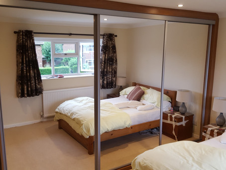 New Fitted Wardrobes