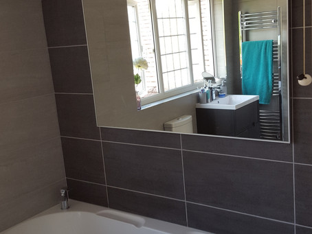 New Bathrooms in Horsell House