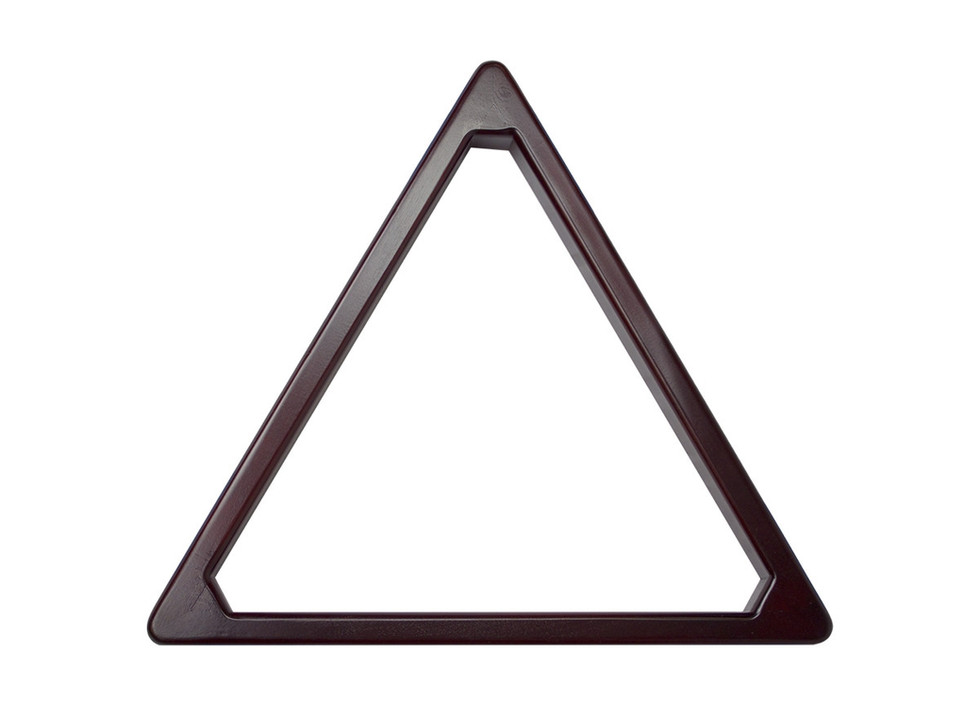 Wood Bull Nose Triangle