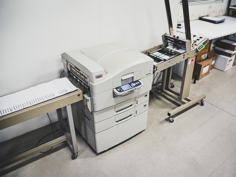PSI 3640 color envelope printers